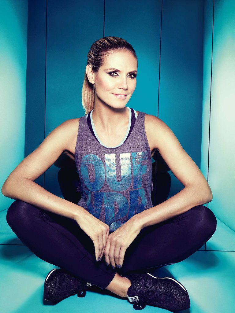 Heidi-Klum-New-Balance-Workout-Wear